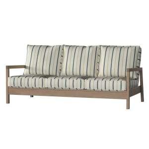 Pokrowiec na sofę Lillberg 3-osobową nierozkładaną Sofa Lillberg 3-osobowa w kolekcji Avinon, tkanina: 129-66
