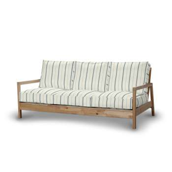 Lillberg 3-Sitzer Sofabezug Sofahusse, Lillberg 3-Sitzer von der Kollektion Avinon, Stoff: 129-66