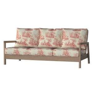 Lillberg 3-Sitzer Sofabezug Sofahusse, Lillberg 3-Sitzer von der Kollektion Avinon, Stoff: 132-15