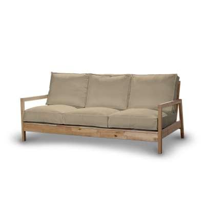 Pokrowiec na sofę Lillberg 3-osobową nierozkładaną w kolekcji Living, tkanina: 160-82