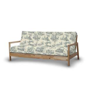 Pokrowiec na sofę Lillberg 3-osobową nierozkładaną Sofa Lillberg 3-osobowa w kolekcji Avinon, tkanina: 132-66