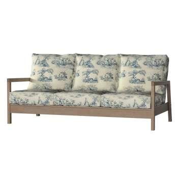 LILLBERG trivietės sofos užvalkalas kolekcijoje Avinon, audinys: 132-66