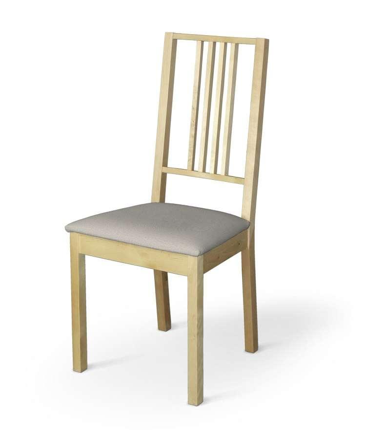 Potah na sedák židle Börje v kolekci Linen, látka: 392-05
