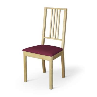 Börje chair seat pad cover 702-32 plum/aubergine Collection Panama Cotton
