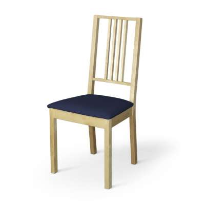 Börje chair seat pad cover 136-04 navy blue Collection Quadro