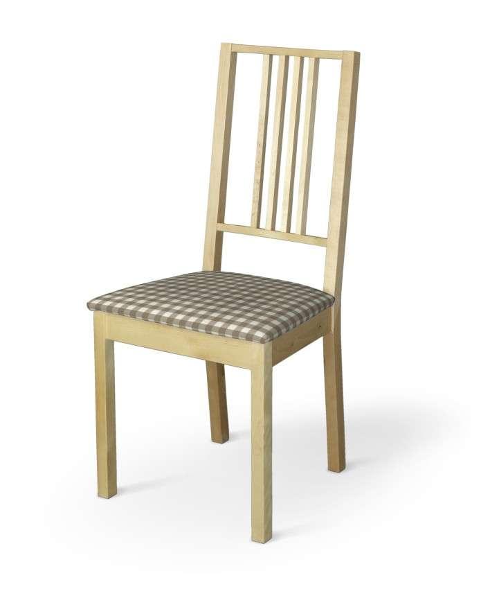 Pokrowiec na siedzisko Börje siedzisko Börje w kolekcji Quadro, tkanina: 136-06