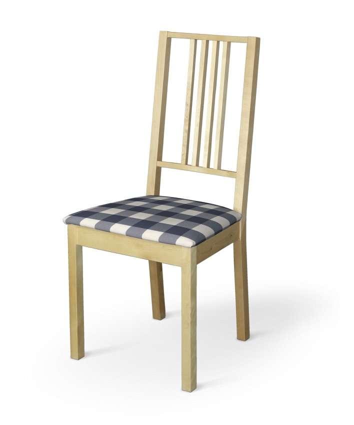 Pokrowiec na siedzisko Börje siedzisko Börje w kolekcji Quadro, tkanina: 136-03