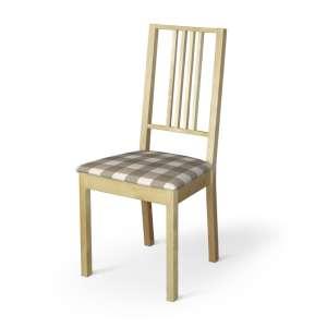 Pokrowiec na siedzisko Börje siedzisko Börje w kolekcji Quadro, tkanina: 136-08