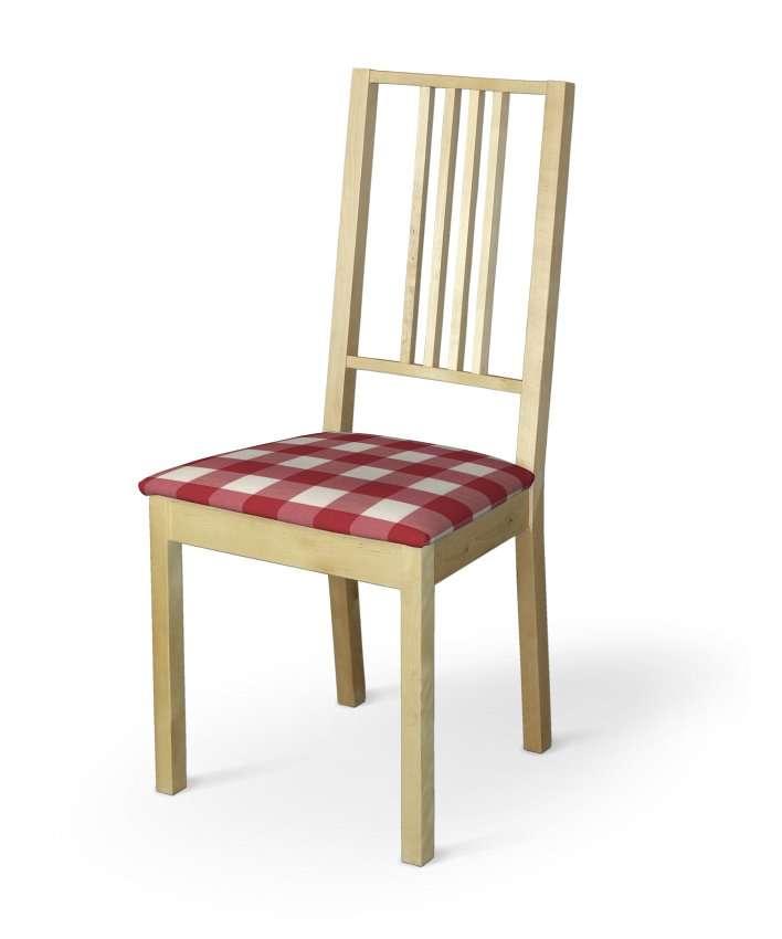 Pokrowiec na siedzisko Börje siedzisko Börje w kolekcji Quadro, tkanina: 136-18