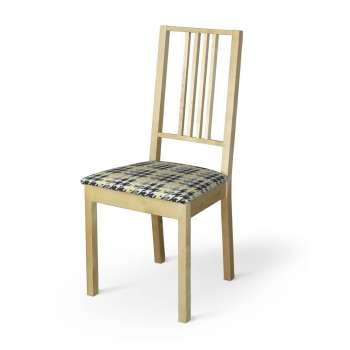 Pokrowiec na siedzisko Börje siedzisko Börje w kolekcji Brooklyn, tkanina: 137-79