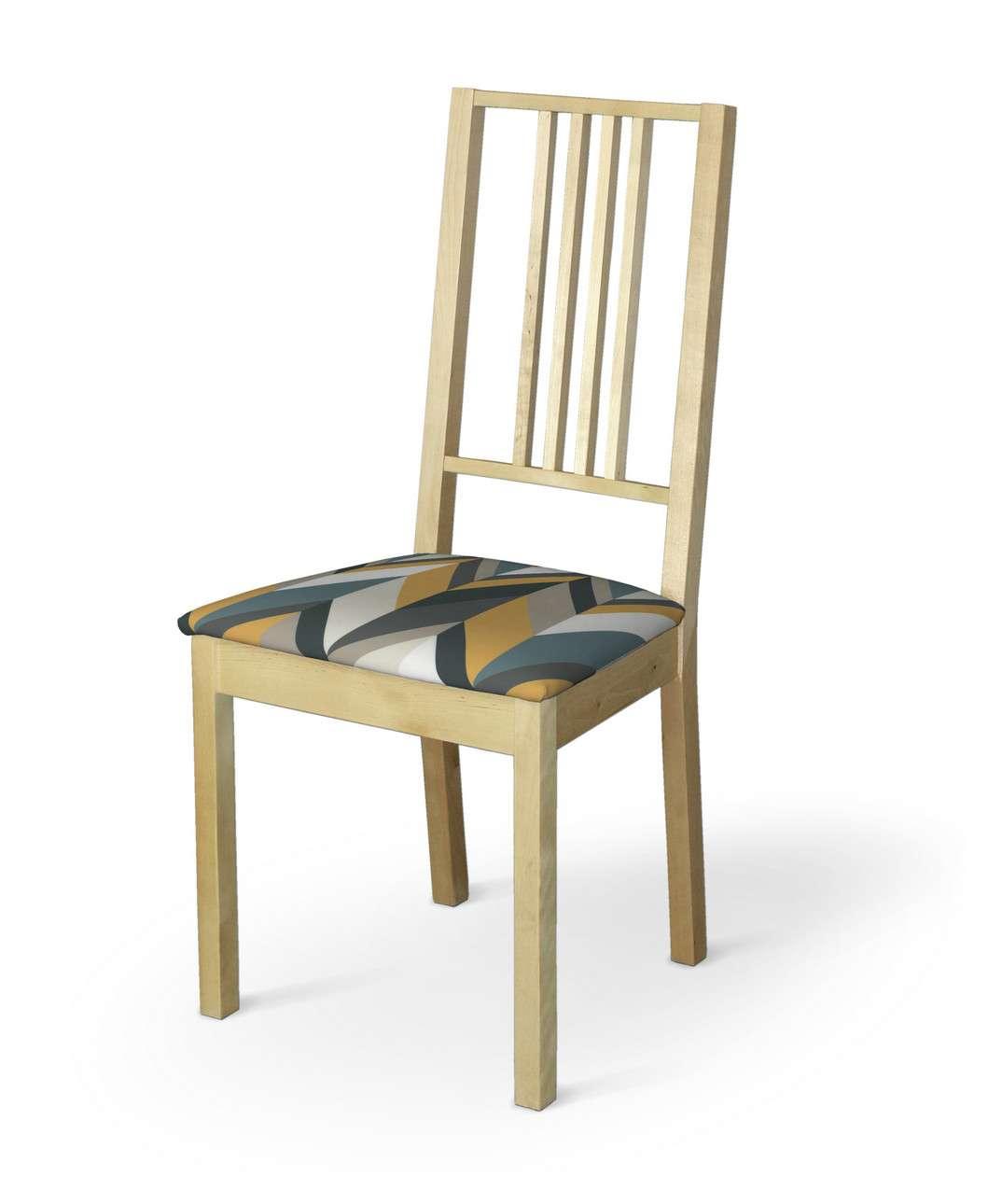 Pokrowiec na siedzisko Börje w kolekcji Vintage 70's, tkanina: 143-56