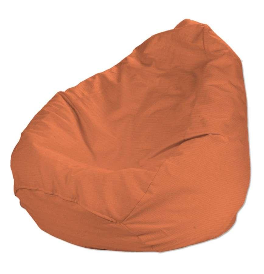 Pokrowiec na worek do siedzenia pokrowiec Ø50x85cm w kolekcji Jupiter, tkanina: 127-35