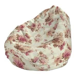Pokrowiec na worek do siedzenia pokrowiec Ø50x85cm w kolekcji Mirella, tkanina: 141-06