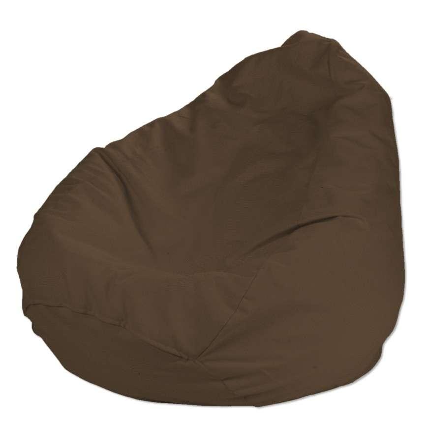 Sėdmaišio užvalkalas  Ø60x105 cm sėdmaišiui kolekcijoje Cotton Panama, audinys: 702-02