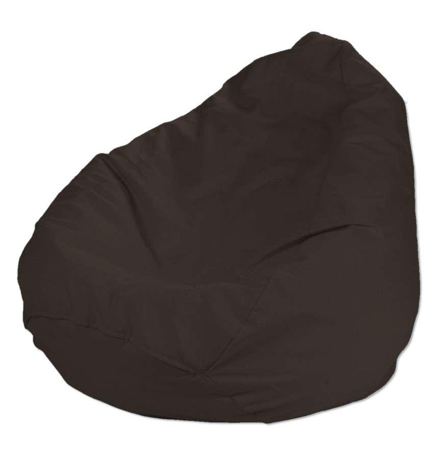 Betræk til sækkestol fra kollektionen Cotton Panama, Stof: 702-03