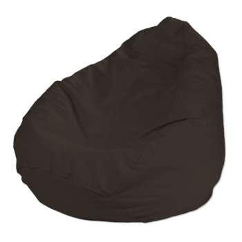 Pokrowiec na worek do siedzenia pokrowiec Ø50x85cm w kolekcji Cotton Panama, tkanina: 702-03