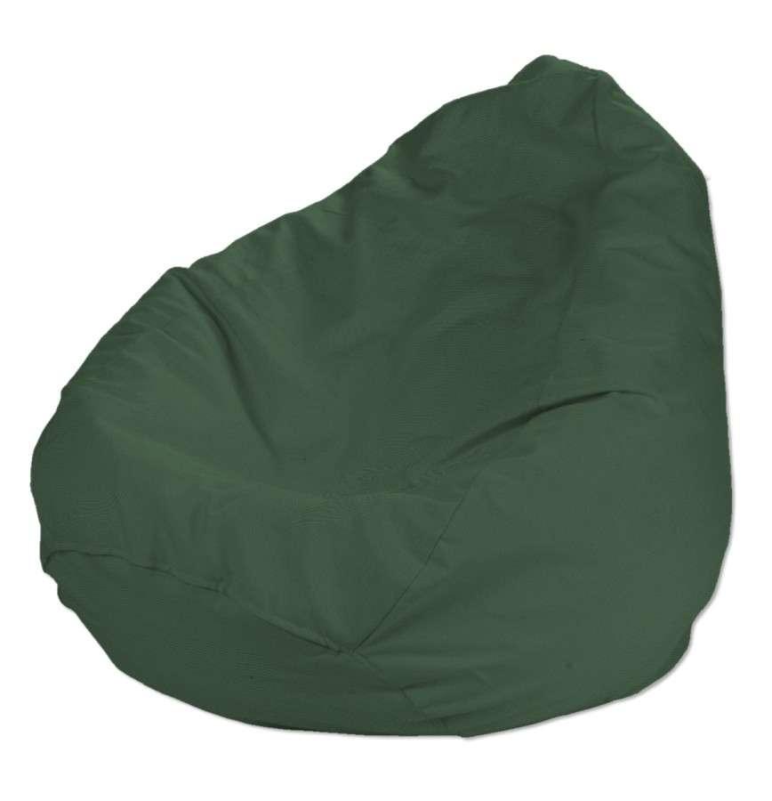 Pokrowiec na worek do siedzenia pokrowiec Ø50x85cm w kolekcji Cotton Panama, tkanina: 702-06