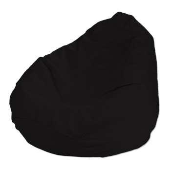 Pokrowiec na worek do siedzenia pokrowiec Ø50x85cm w kolekcji Cotton Panama, tkanina: 702-09