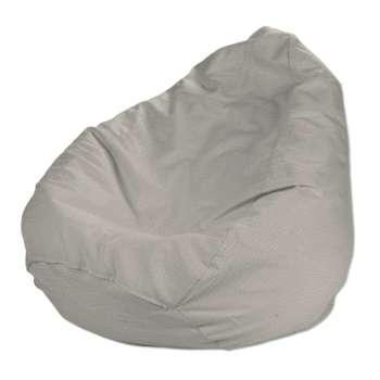Pokrowiec na worek do siedzenia pokrowiec Ø50x85cm w kolekcji Linen, tkanina: 392-05