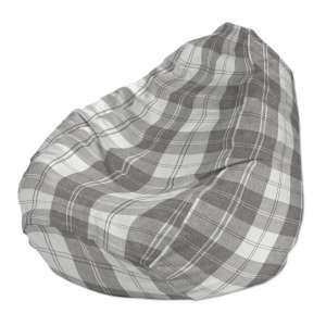 Pokrowiec na worek do siedzenia pokrowiec Ø50x85cm w kolekcji Edinburgh, tkanina: 115-79