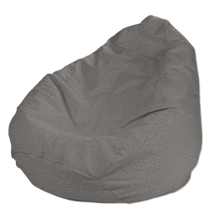 Pokrowiec na worek do siedzenia pokrowiec Ø50x85cm w kolekcji Edinburgh, tkanina: 115-81