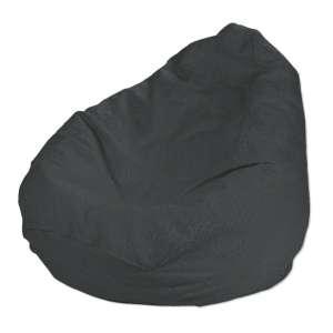 Pokrowiec na worek do siedzenia pokrowiec Ø50x85cm w kolekcji Chenille, tkanina: 702-20