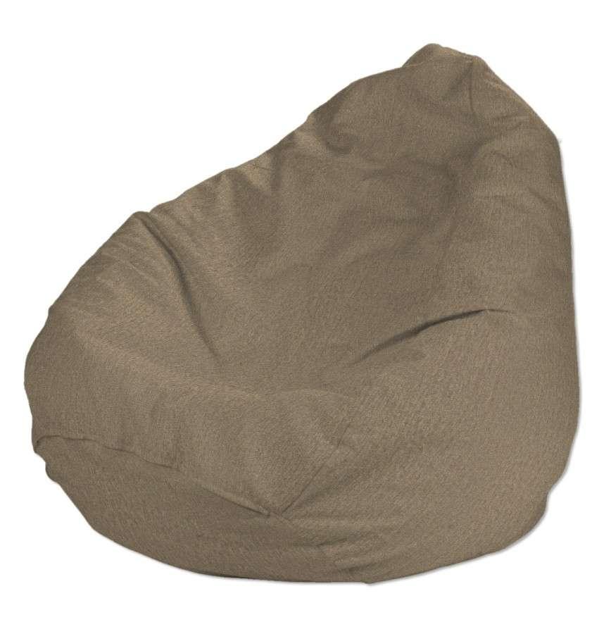 Pokrowiec na worek do siedzenia pokrowiec Ø50x85cm w kolekcji Chenille, tkanina: 702-21