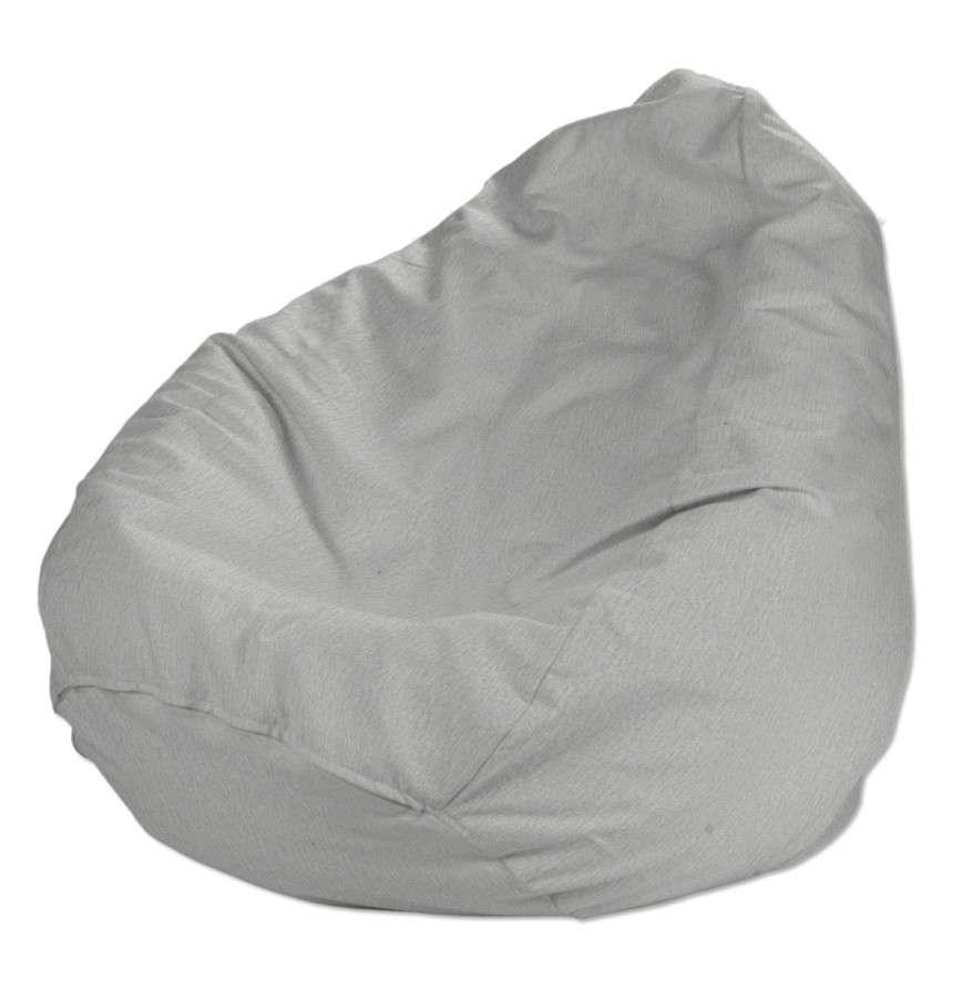 Pokrowiec na worek do siedzenia pokrowiec Ø50x85cm w kolekcji Chenille, tkanina: 702-23