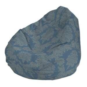 Pokrowiec na worek do siedzenia pokrowiec Ø50x85cm w kolekcji Damasco, tkanina: 613-67