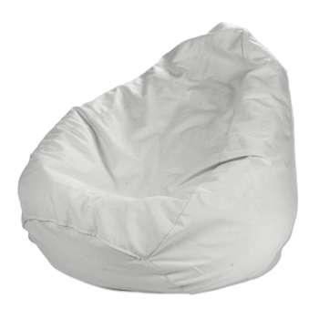 Pokrowiec na worek do siedzenia pokrowiec Ø50x85cm w kolekcji Loneta, tkanina: 133-02