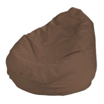 Pokrowiec na worek do siedzenia pokrowiec Ø50x85cm w kolekcji Loneta, tkanina: 133-09