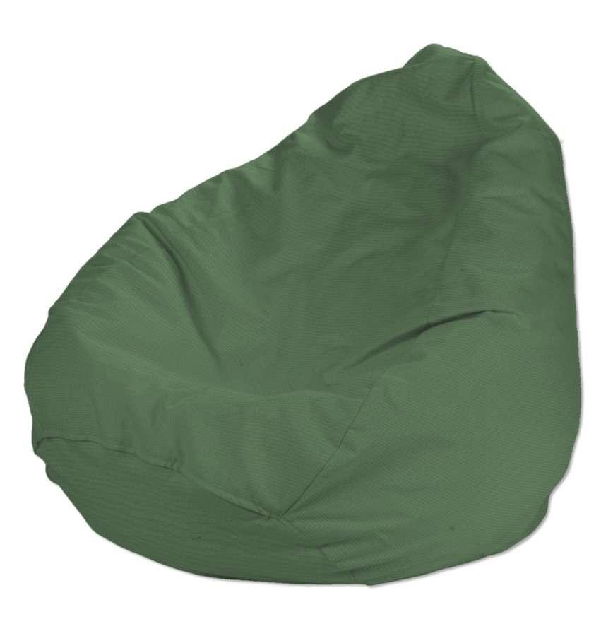 Pokrowiec na worek do siedzenia pokrowiec Ø50x85cm w kolekcji Loneta, tkanina: 133-18