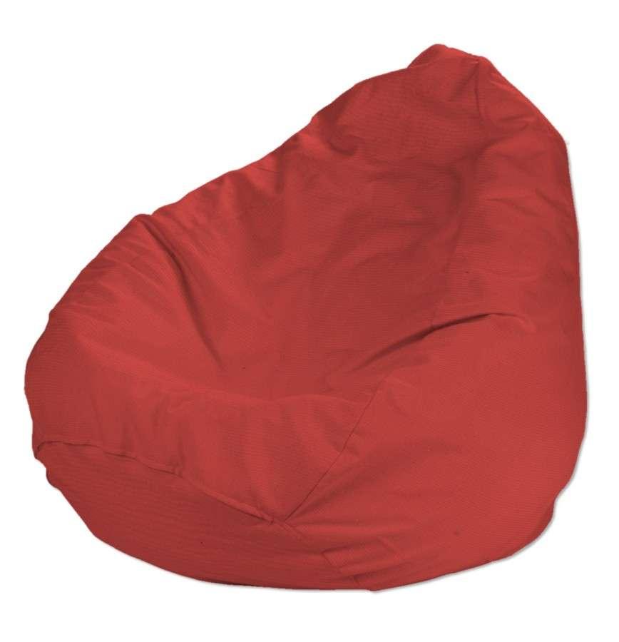 Bezug für Sitzsack Bezug für Sitzsack Ø50x85 cm von der Kollektion Loneta, Stoff: 133-43