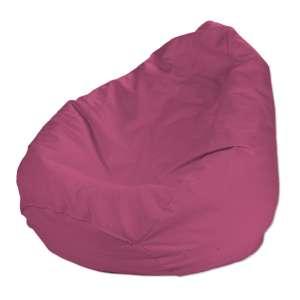 Pokrowiec na worek do siedzenia pokrowiec Ø50x85cm w kolekcji Loneta, tkanina: 133-60