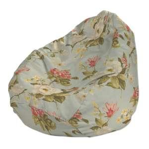 Pokrowiec na worek do siedzenia pokrowiec Ø50x85cm w kolekcji Londres, tkanina: 123-65