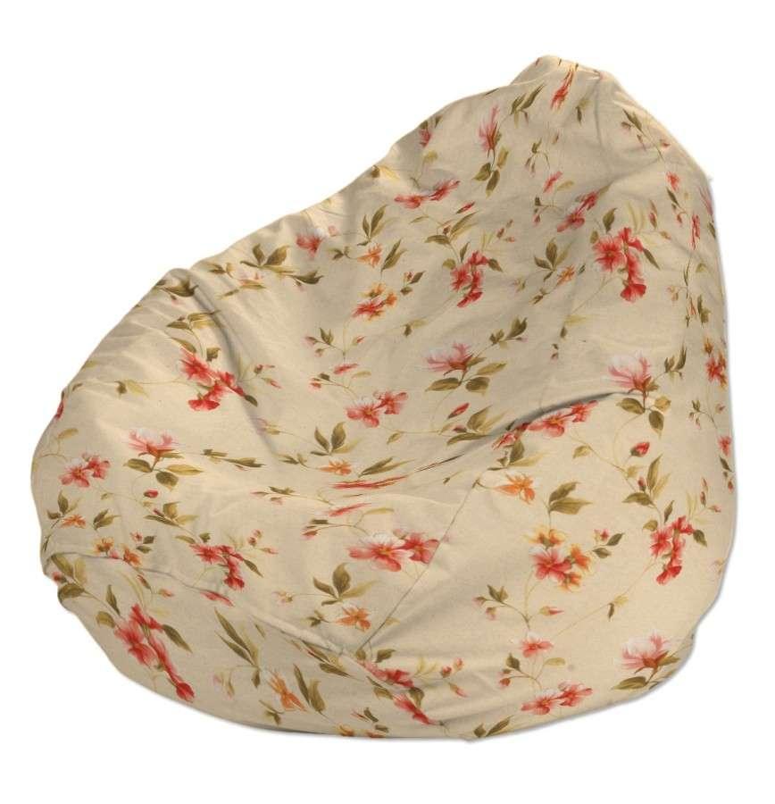 Bezug für Sitzsack Bezug für Sitzsack Ø50x85 cm von der Kollektion Londres, Stoff: 124-05