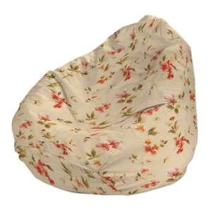 Pokrowiec na worek do siedzenia pokrowiec Ø50x85cm w kolekcji Londres, tkanina: 124-05
