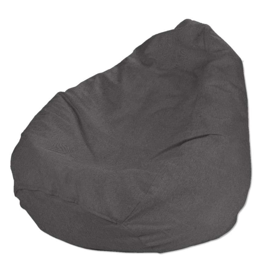 Sėdmaišio užvalkalas  Ø60x105 cm sėdmaišis kolekcijoje Etna , audinys: 705-35