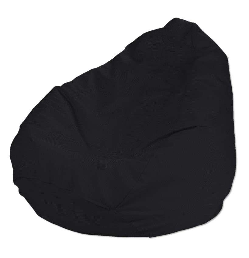 Sėdmaišio užvalkalas  Ø60x105 cm sėdmaišis kolekcijoje Etna , audinys: 705-00
