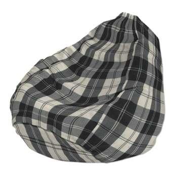 Pokrowiec na worek do siedzenia pokrowiec Ø50x85cm w kolekcji Edinburgh, tkanina: 115-74