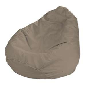 Pokrowiec na worek do siedzenia pokrowiec Ø50x85cm w kolekcji Cotton Panama, tkanina: 702-28