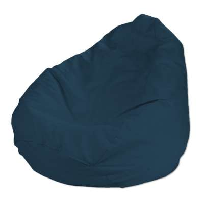 Bezug für Sitzsack von der Kollektion Cotton Panama, Stoff: 702-30