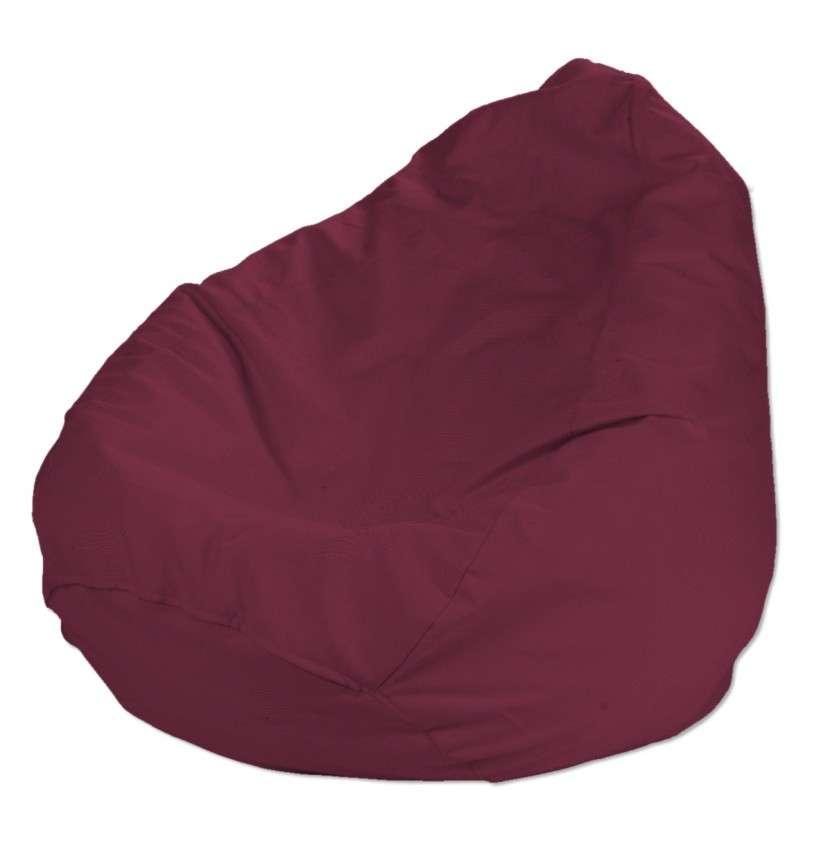 Betræk til sækkestol fra kollektionen Cotton Panama, Stof: 702-32