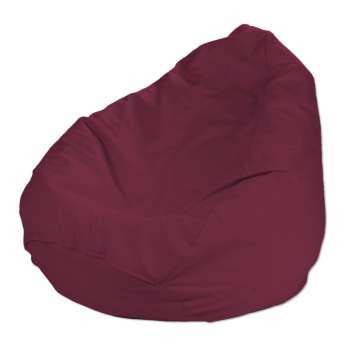 Pokrowiec na worek do siedzenia pokrowiec Ø50x85cm w kolekcji Cotton Panama, tkanina: 702-32