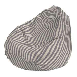 Sėdmaišio užvalkalas  Ø60x105 cm sėdmaišiui kolekcijoje Quadro, audinys: 136-02