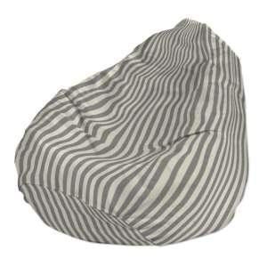 Pokrowiec na worek do siedzenia pokrowiec Ø50x85cm w kolekcji Quadro, tkanina: 136-12