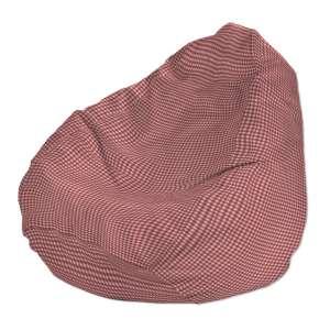 Sėdmaišio užvalkalas  Ø60x105 cm sėdmaišiui kolekcijoje Quadro, audinys: 136-15