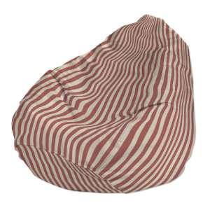 Sėdmaišio užvalkalas  Ø60x105 cm sėdmaišiui kolekcijoje Quadro, audinys: 136-17