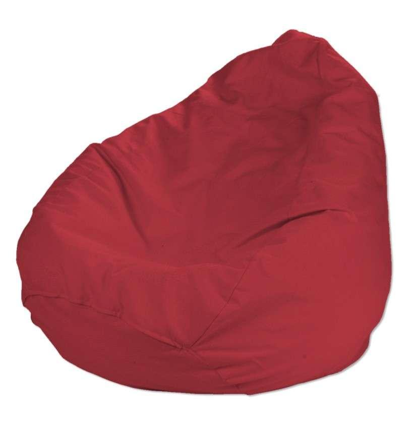 Pokrowiec na worek do siedzenia pokrowiec Ø50x85cm w kolekcji Quadro, tkanina: 136-19