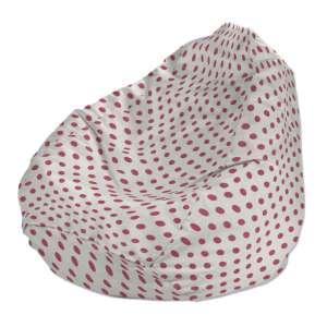 Pokrowiec na worek do siedzenia pokrowiec Ø50x85cm w kolekcji Ashley, tkanina: 137-70